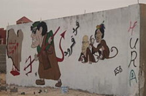 Article : Libye un an après Khadafi pas de quoi être fier