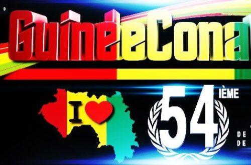 Article : Guinée 54 made in Ukraine!