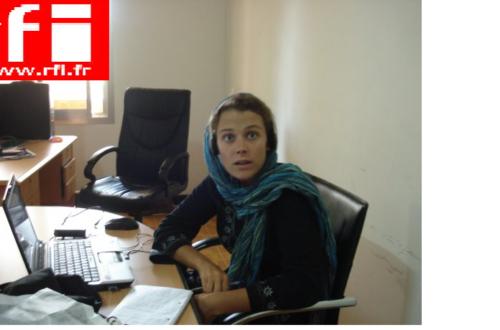 Article : Stéphanie Braquehais la madame Afrique de l'est de RFI