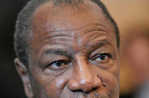 Article : Guinée:ce qu'inspire le remaniement ministeriel du president Condé!