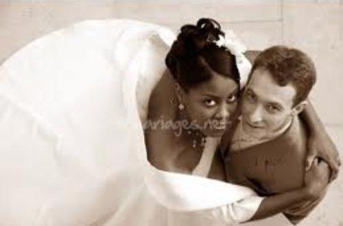 Article : Le mariage mixte que faut-il en penser ?