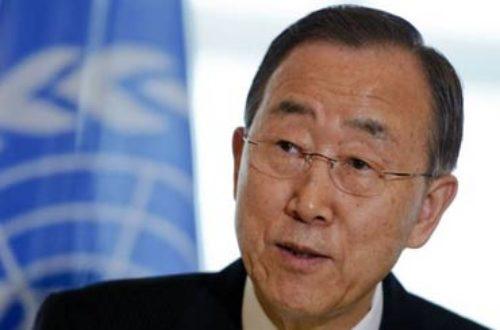 Article : Les Objectifs du millénaire pour le développement où en sommes nous?