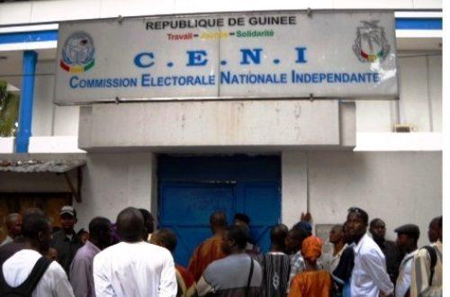 Article : La Guinée a une CENI «consensuelle»: est ce suffisant pour des législatives crédibles ?