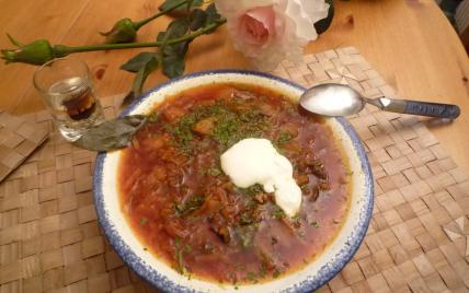 Le subsaharien et la gastronomie ukrainienne a vol d 39 oiseau for Cuisine ukrainienne