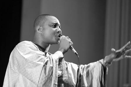 Le célèbre chanteur guinéen Sékouba Bambino