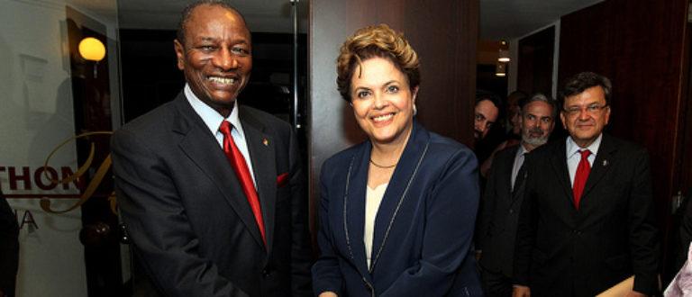 Article : La Guinée face à la crise malienne
