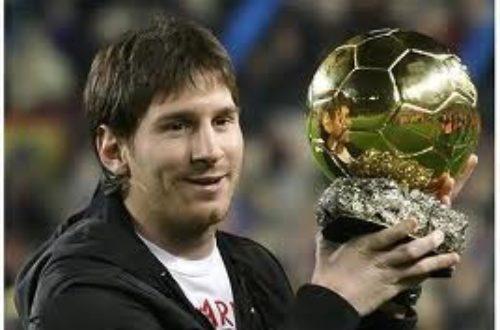 Article : Lionel Messi et la consécration