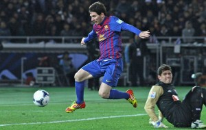 Lionel Messi Player of the Year 2011 par globalite, via Flickr CC