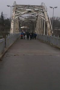 Le pont de l'amour de Dnipro Photo de Mamady K.