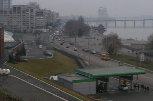 Article : Dnipropetrovsk le temps d'une visite guidée