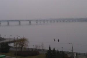 Le fleuve  Dniepr Photo de Mamady K.