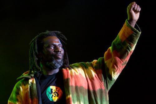 Le célèbre reggae-man ivoirien Tiken Jah Fakoly Source: Wikimedia commons