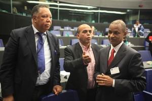 Cellou Dalein Diallo leader de l'opposition guinéenne (Crédit photo: deputes-socialistes.eu via Flickr, CC)