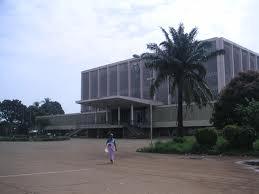 Le Palais du Peuple siège de l'Assemblée nationale Guinéenne Wikimédia Commons