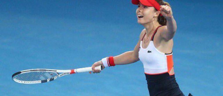 Article : Tennis – Entrée en lice réussie pour les françaises Alizé Cornet et Caroline Garcia à Monterrey